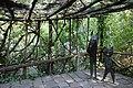 Collodi, Parco di Pinocchio, il gatto e la volpe 04.jpg