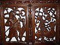 Colonial Carving in Museo Alcazar de Colon - Santo Domingo - Dominican Republic.jpg