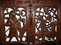 Colonial Carving in Museo Alcazar de Colon - Santo Domingo - Dominican Republic.jpg