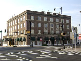 Moultrie Commercial Historic District