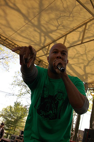 Common discography - Common performing at Tufts University Spring Fling, April 2008