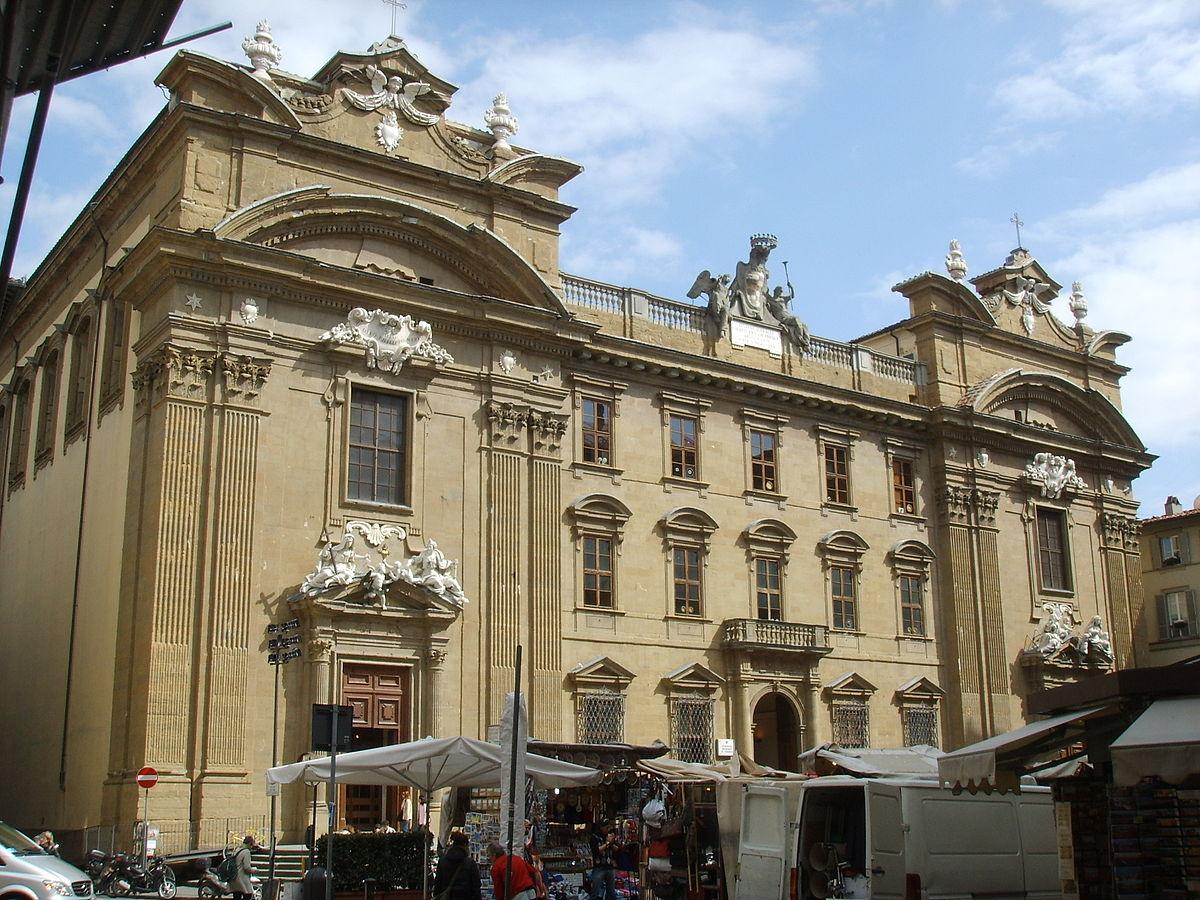 Complex of San Firenze - Wikipedia