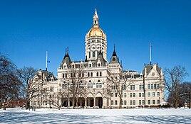 Капитолий штата Коннектикут (2008)