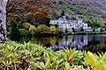 Connemara - Kylemore Lough and Abbey - geograph.org.uk - 1630203.jpg
