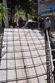 Construcción de escalinata de 16 metros en la Ciudadela Eloy Alfaro (9217899136).jpg