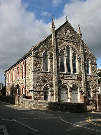 Mevagissey - Former Mevagissey Methodist Chapel