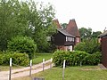 Converted Oast house, Tudeley - geograph.org.uk - 191813.jpg