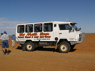 OKA 4wd large 4-wheel-drive vehicle made in Western Australia by OKA