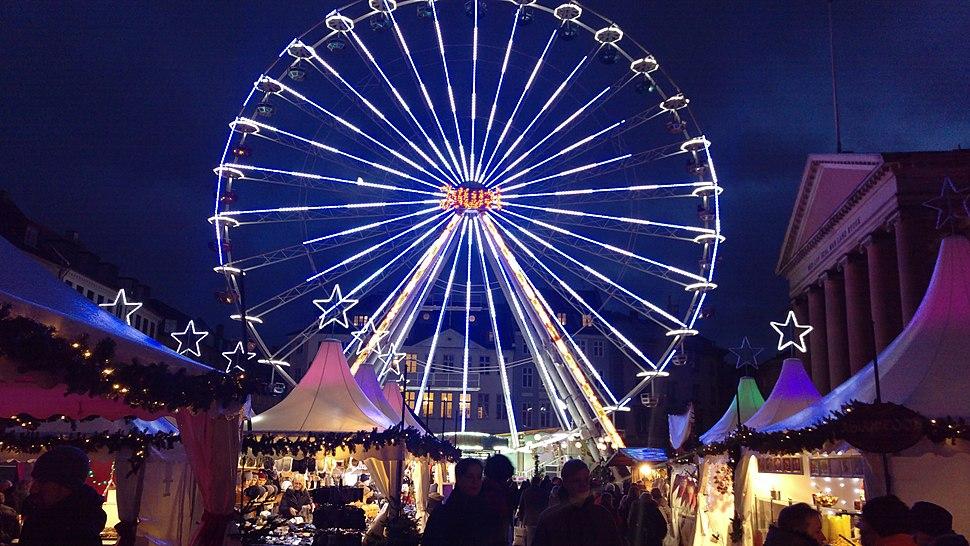 Copehagen Christmas market 2015