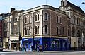 Corner of St Mary Street and Wood Street, Cardiff.jpg