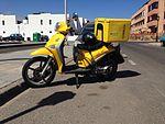 Correos motorcycle Corallejo 1.jpg