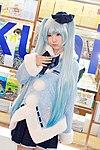 Cosplay of Hatsune Miku by Enako 20130201d.jpg