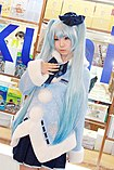 Cosplay of Hatsune Miku by Enako 20130201d.jpg