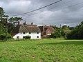 Cottage and house, Beckhampton - geograph.org.uk - 928846.jpg