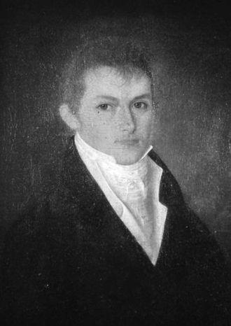 Louis Philippe de Roffignac - Roffignac c. 1803