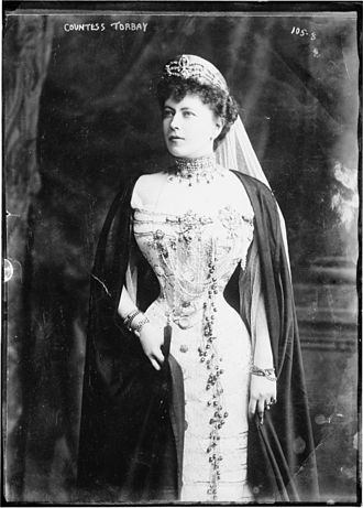 Sophie of Merenberg - Countess de Torby