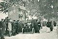 Coupe des Pyrénées automobile 1905, le départ de Toulouse le 20 août.jpg