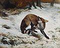 Courbet Fox Caught in a Trap.jpg