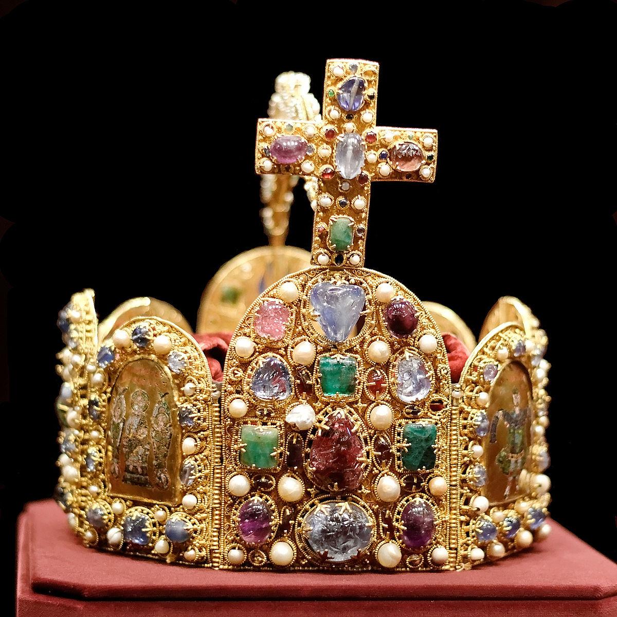 Couronne du saint empire wikip dia - Image couronne des rois ...
