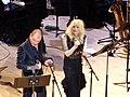 Courtney Love & Gavin Friday at Carnegie Hall (3982800040).jpg