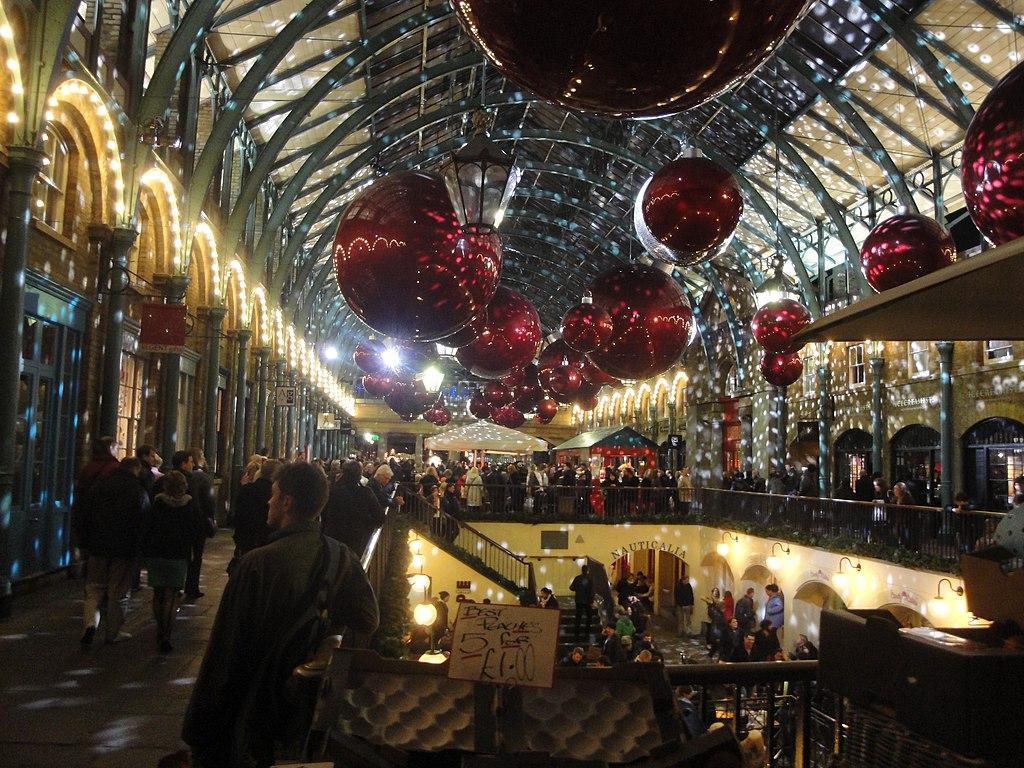 Christmas Markets In Europe Bruised Passports