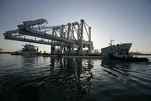 Port Of Long Beach Crane Bridgeship Jpg