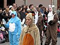 Creatures at the 2009 Santa Claus Parade.jpg