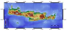 Kreta-Geografi-Fil:Crete topo