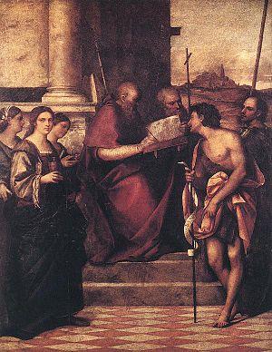 San Giovanni Grisostomo, Venice - Image: Crisostomo del piombo