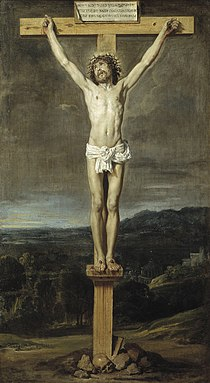 Cristo en la Cruz (Velázquez, 1631).jpg