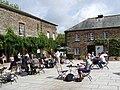 Crofters Restaurant, Trelissick Gardens - geograph.org.uk - 1477512.jpg