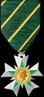 Ordre du Mérite combattant