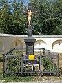 Crucifix (1931), Saint Michael church, 2017 Máriapócs.jpg