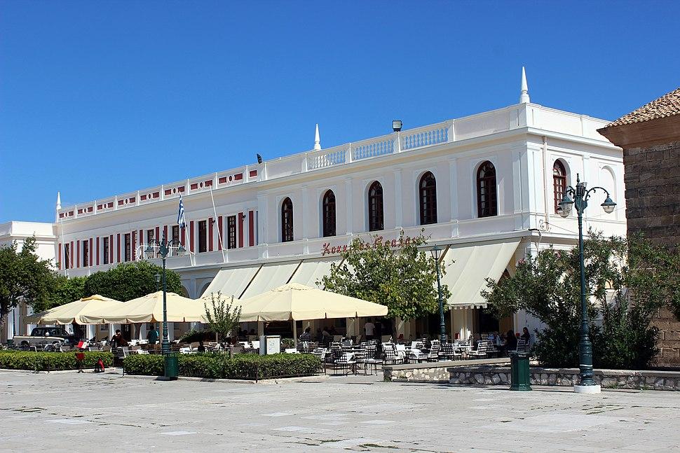Cultural Center – Zakynthos – Greek – 01