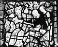 Cure of a Knight Templar, glass panel, circa 1420. Wellcome M0005440.jpg
