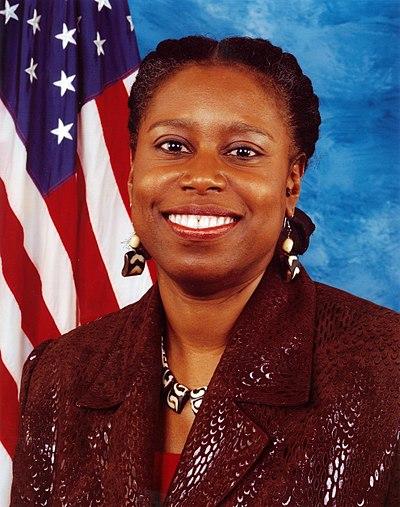 Cynthia McKinney, American politician