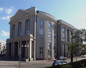 Częstochowa - Adam Mickiewicz Theatre