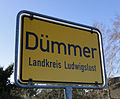 Dümmer Ortsschild 2012-02-15 020.JPG
