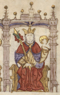 Denis of Portugal King of Portugal