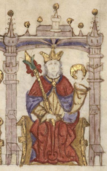 Dionisio I de Portugal.