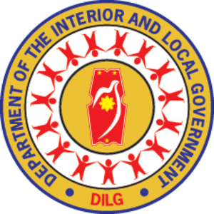 Department of the Interior and Local Government - Former seal.