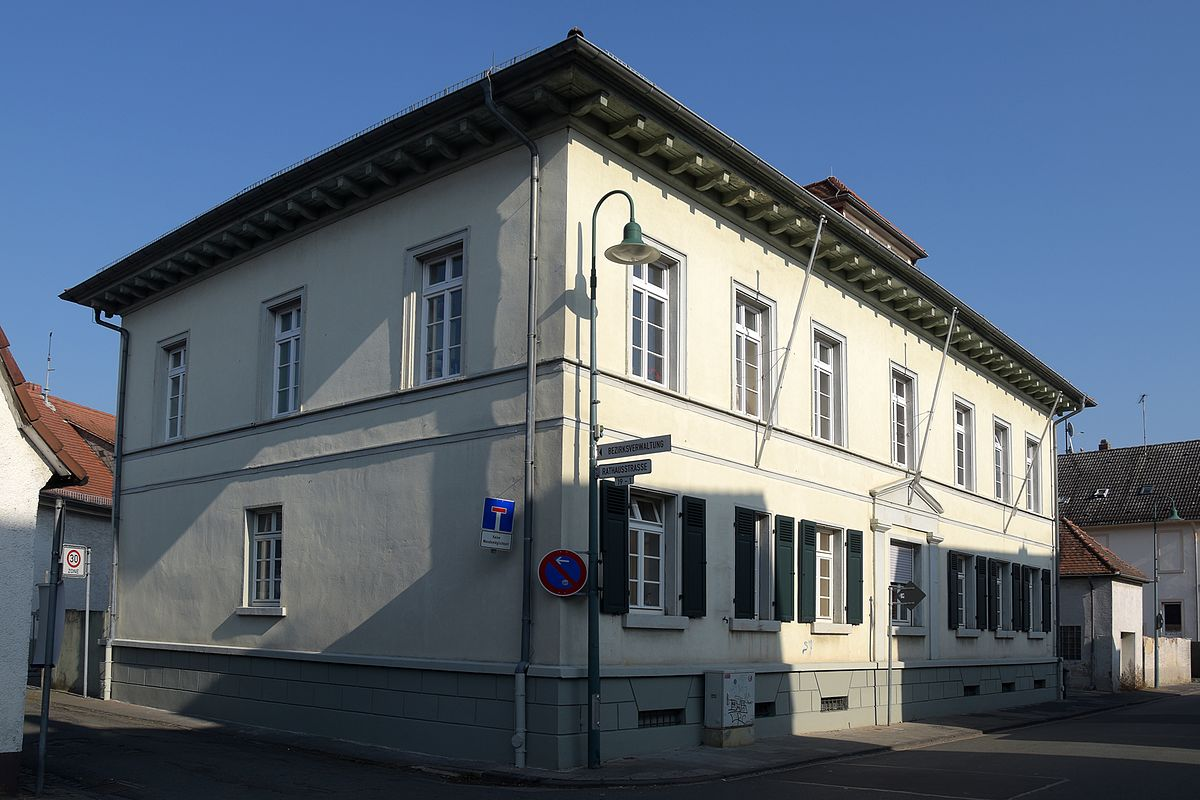Altes Rathaus Darmstadt Arheilgen Wikipedia