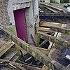 dak van de aanbouw onder stelling in herstel - bodegraven - 20036867 - rce