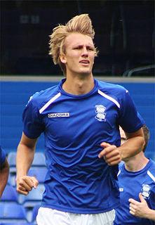 Dan Burn English footballer