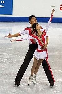 Dan ZHANG Hao ZHANG Skate Canada 2006.jpg