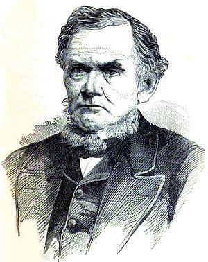 Daniel Drew - Image: Daniel Drew 1872