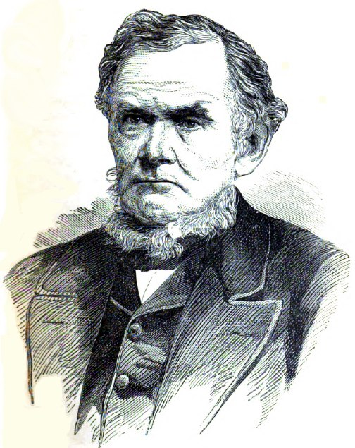 Daniel Drew 1872