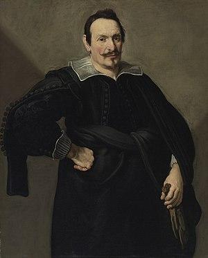 Daniel van den Dyck - Portrait of a nobleman