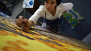 Danielle Eubank American painter