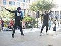 Danse - Scène extérieure - Mang'Azur 2014 - P1830043.jpg